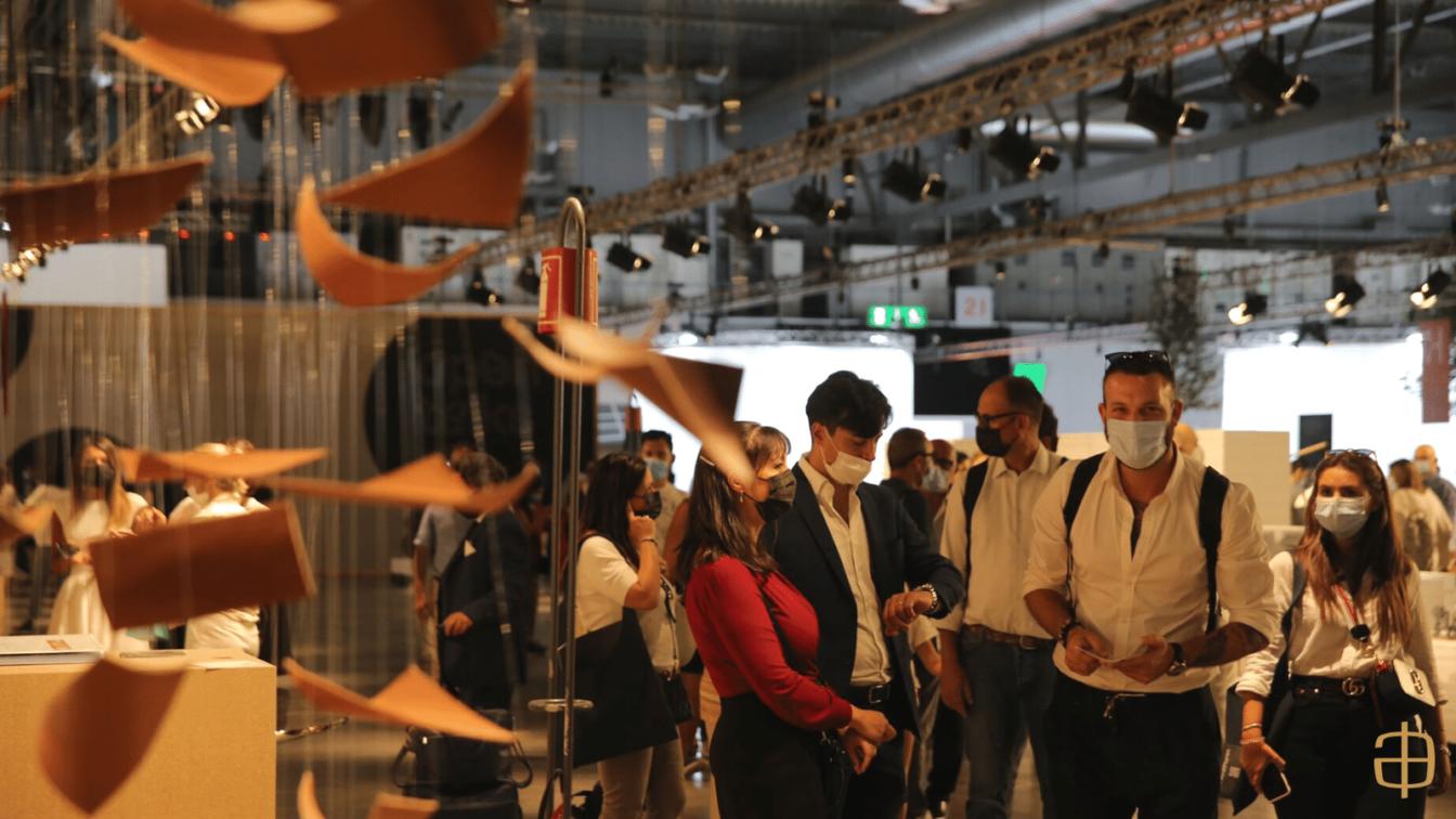 2021年米兰设计周:与各品牌对话