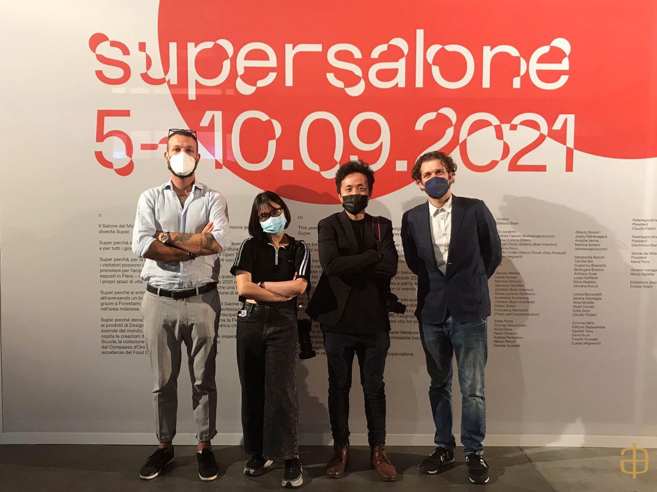 2021年米兰设计周之后:我们现场团队的感受